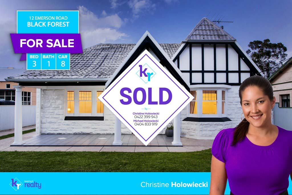 12 Emerson Road, Black Forest - SOLD2