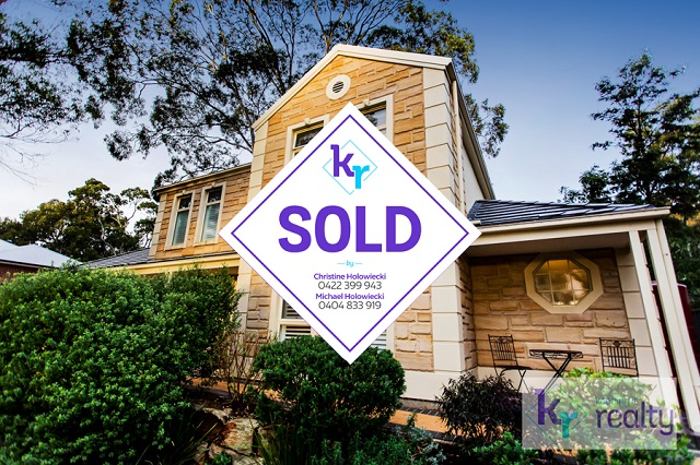 12A Allendale Grove, Stonyfell SOLD