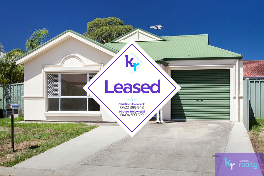13 Redman Court, Woodville - LEASED