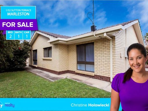 1/52 Sutton Terrace, Marleston SA 5033