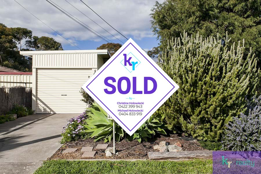 229A Kelly Road, Modbury Heights - SOLD