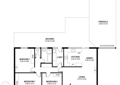 2A Sylvan Way, Glenalta - Floorplan