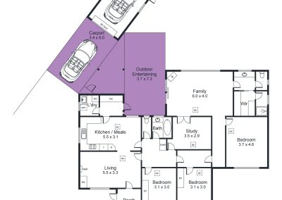 37 Kidman Avenue, Kidman Park - Floorplan