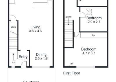 3_2 Adelaide Terrace, Edwardstown - Floorplan