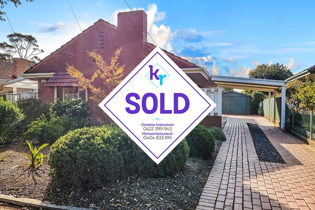 42 Ayers Avenue, Daw Park SOLD