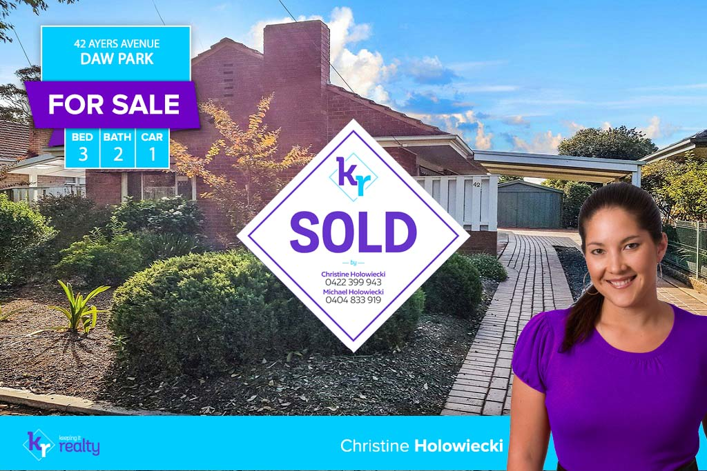 42 Ayers Avenue, Daw Park - SOLD2