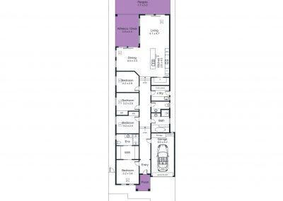 45 Walsh Avenue, St Marys - Floorplan