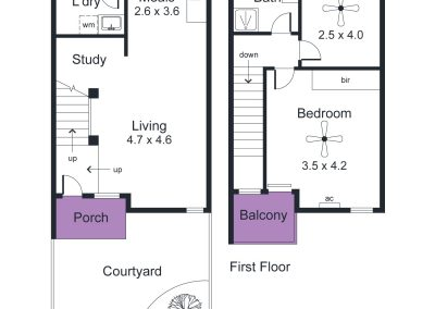 4_34 Audrey Street, Ascot Park - Floorplan