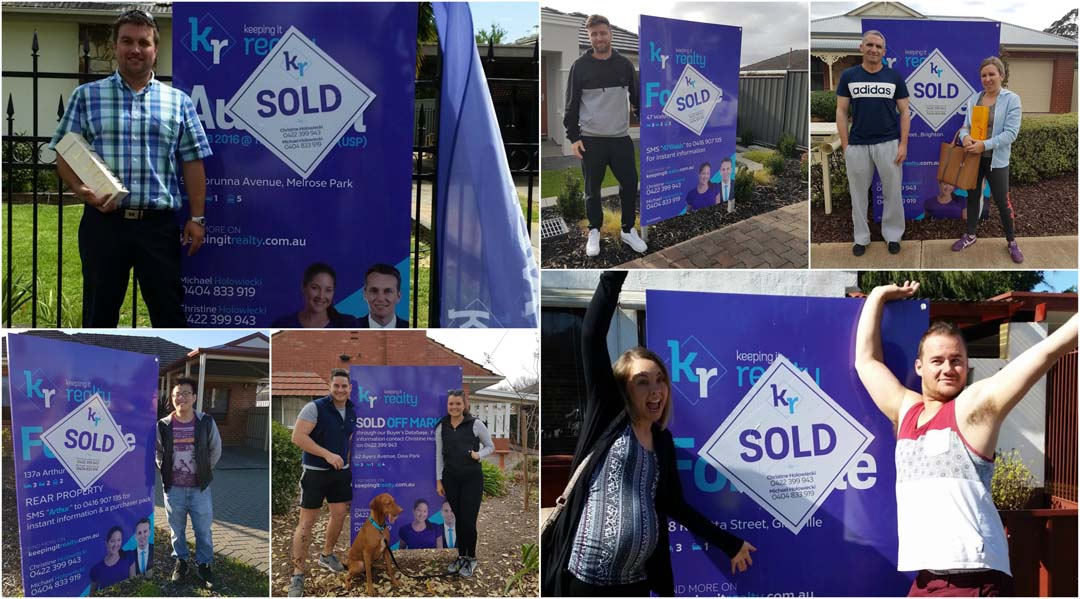 Purchasers Buying Property