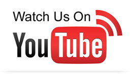 Watch Us On You Tube